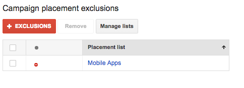 adwords exclude mobile apps